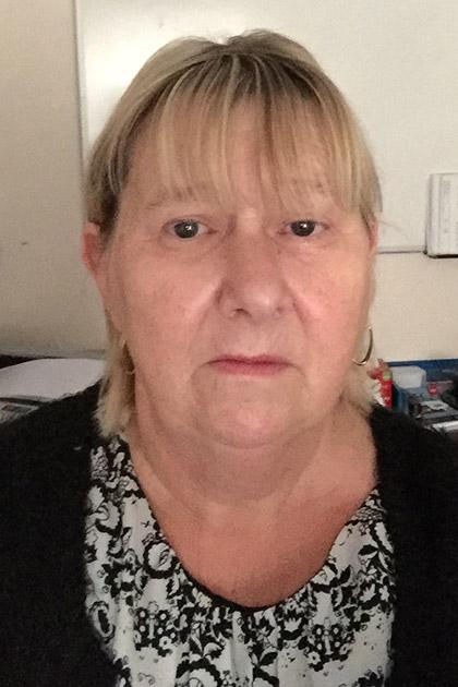 Sue Simpson - Queenborough Fishery Trust