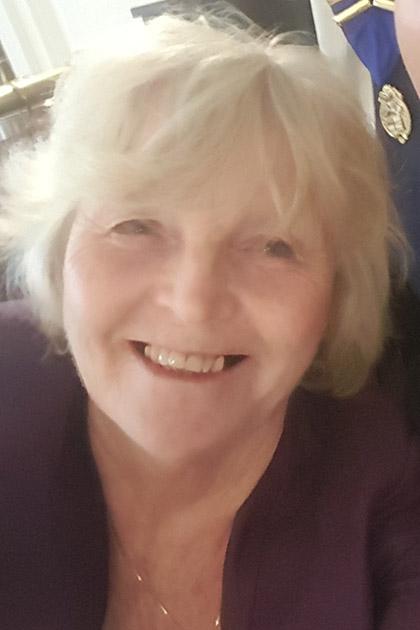 Jackie Constable - Queenborough Fishery Trust