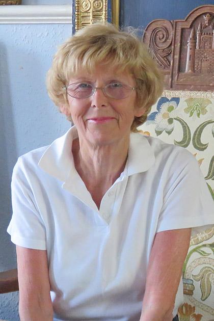 Margaret Brett - Queenborough Fishery Trust