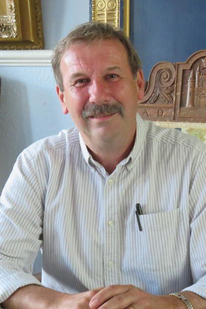 Mick Gates - Queenborough Fishery Trust