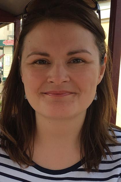 Jo Mackness - Queenborough Fishery Trust