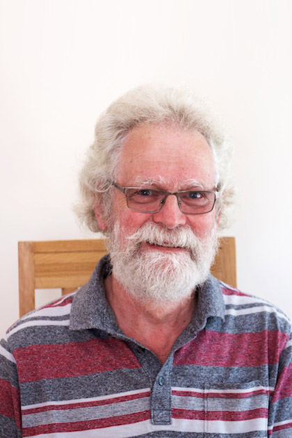 Ted Wilcox - Queenborough Fishery Trust