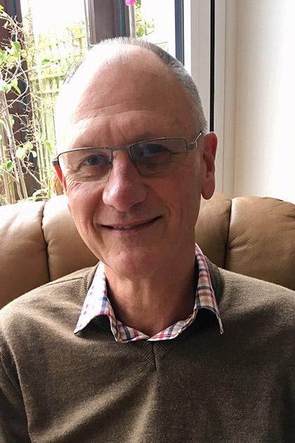Rob Fenton - Queenborough Fishery Trust
